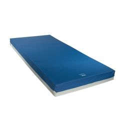 gravity 9 long term care pressure mattress with elevated perimeter