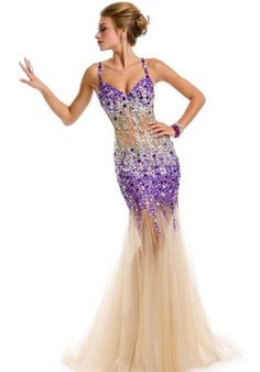 Party Time Gown 6036 Prom Dress - PromDressShop.com