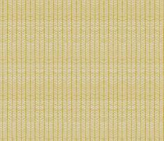 JAGGER_MUSTARD fabric by glorydaze on Spoonflower - custom fabric