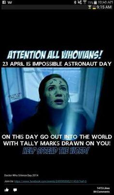 Attention Whovians!