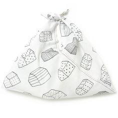 SOUSOU 小巾折/家 bag