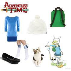"""""""Adventure Time"""" by maggs798 on Polyvore"""