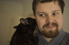 New research shows that the number of pet cats in the UK is on the rise, and that more men are adopting cats than ever before!
