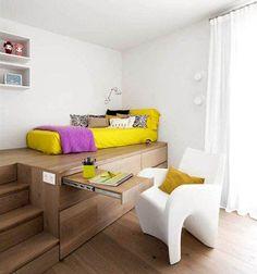 pomysł na małe mieszkanie - picabela.com