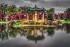 The Pagoda at Forest Park, St Louis
