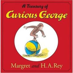 A Treasury of Curious George [Hardcover]. We have this book and my children LOVE it! The love picking out their own Curious George stories in this book! Tao Te Ching, Great Books, My Books, Teen Books, Curious George Party, Thing 1, Little Monkeys, Children's Literature, The Ordinary