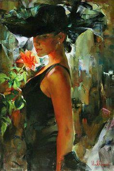Michael and Inessa Garmash. Beautiful Painting!