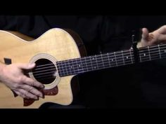 """lesson - how to play """"Don't Know Why"""" on guitar by Norah Jones acoustic guitar lesson tutorial - YouTube"""