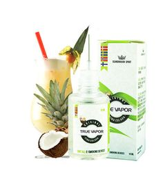 E-juice - Pina Colada - E juice till billiga priser. http://www.minecigg.se