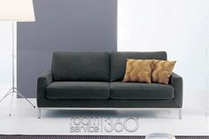 Emilio Modern Sofa Bed by Bonaldo Contemporary Sleeper Sofas, Modern Sleeper Sofa, Modern Sofa, Modern Furniture, Sofa Bed, Couch, Italian Furniture, Love Seat, Room