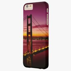 Love this iPhone 6 Case! Golden Gate Bridge, San Francisco, California, 5 Barely There iPhone 6 Plus Case