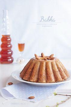 Cafe Amaretto: Babka migdałowo-kawowa (bezglutenowa)