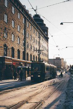 Hakaniemi district, Helsinki – Noora & Noora