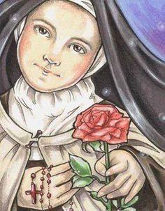 Desde el Cielo, enviaré rosas a la tierra...
