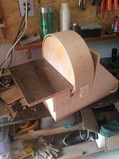 PROJETO HOBBY: Lixadeira de disco caseira (Homemade disc sander)