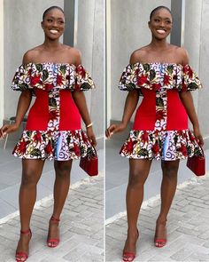 African Fashion Ankara, Latest African Fashion Dresses, African Inspired Fashion, African Dresses For Women, African Print Fashion, Africa Fashion, African Attire, Modern African Fashion, Dress Fashion