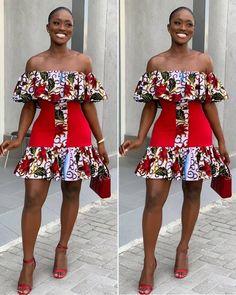 African Fashion Ankara, African Inspired Fashion, African Print Fashion, Africa Fashion, Short African Dresses, African Print Dresses, Short Dresses, African Print Pants, African Traditional Dresses