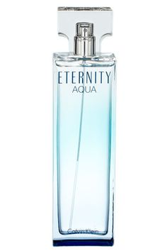 Find Your Perfect Scent - If You're Modern & Sleek - Calvin Klein Eternity Aqua