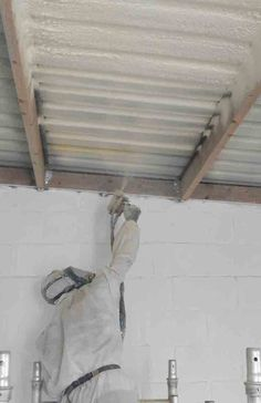 Shed insulation Ireland - Agricultural Commercial and Industrial Insulation