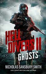 """Read """"Hell Divers II: Ghosts"""" by Nicholas Sansbury Smith available from Rakuten Kobo. The New York Times and USA Today bestselling series Betrayal and sacrifice in the skies … Ten years ago, Hell Diver Xavi. Thriller Books, Mystery Thriller, New Books, Good Books, Science Fiction Series, Fiction Books, Best Book Covers, Post Apocalypse, Bestselling Author"""