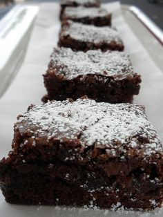 Easy Mexican Brownies