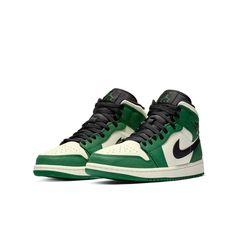 Air Jordan 1 Mid Se | Sneaks Up Sneaks Up, Jordan 1 Mid, Nike Lebron, High Tops, Air Jordans, High Top Sneakers, Nike Air, Shoes, Fashion