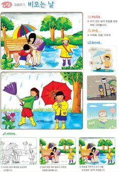 Art Drawings For Kids, Drawing For Kids, Easy Drawings, Projects For Kids, Art Projects, Crafts For Kids, Arts And Crafts, Easy Painting For Kids, Art For Kids