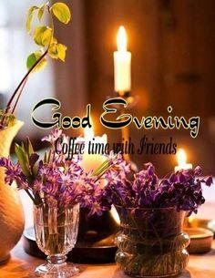 Good evening...