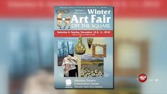 This year marks the annual Winter Fair Off the Square. Monona Terrace, Winter Art, Types Of Art, Art Fair, Galleries, Holiday Gifts, First Love, Artwork, Crafts