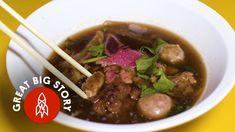 This Soup Has Been Simmering for 45 Years - YouTube