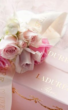 Pretty pink and gold Laduree Laduree Paris, All I Ever Wanted, Rose Cottage, White Cottage, Everything Pink, Color Rosa, Pink Aesthetic, Pastel Pink, My Favorite Color