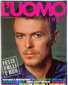A Very Handsome looking Bowie