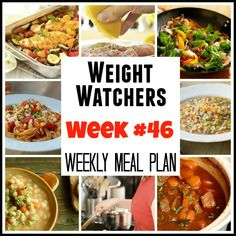 My Weight Watchers Meal Plan with PointsPlus Values for 9-14-2015