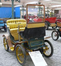 De Dion Bouton Vis-a-Vis Type G 1901 vr