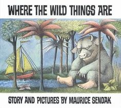 In tribute to the wonderful author and illustrator Maurice Sendak who has died aged 83.