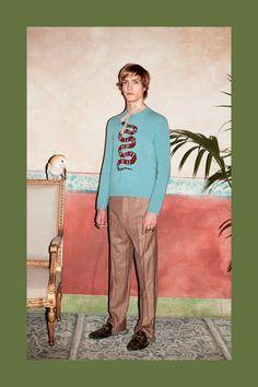 Gucci Pre-Fall 2016 Lookbook - Fucking Young!
