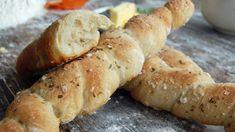 Brød på grillen Bread Baking, Hot Dog Buns, Barbecue, Grilling, Dinner, Recipes, Hygge, Tv, Twine