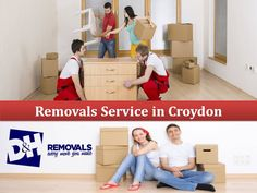 D&H Removals is one of the leading #removals company in #Croydon, in south #London, England. For more than 15 years in this business they provide removal service to both domestic as well as commercial clients.