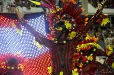 O desfile da escola vice-campeã do carnaval carioca 2015, Acadêmicos do Salgueiro sobre Minas Gerais. Fotos de Valéria del Cueto, para carnevalerio.com