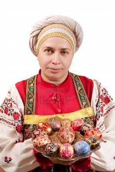 Learn about Easter Traditions from the Countries of Eastern Europe: Russian Easter Easter In Poland, Polish Easter Traditions, Visit Russia, Orthodox Easter, Russian Culture, About Easter, Russian Fashion, Russian Style, Russian Folk