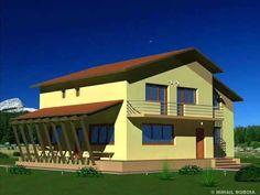 Casa IC 13 Bucuresti  Proiect casa cu etaj