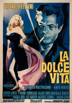 Italian Poster by Giorgio Olivetti