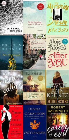 The 12 Most Popular Books Among My Readers | Ridgely's Radar