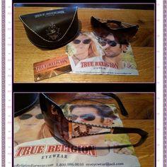 True Religion Sunglasses - 70% Off Retail - Tradesy