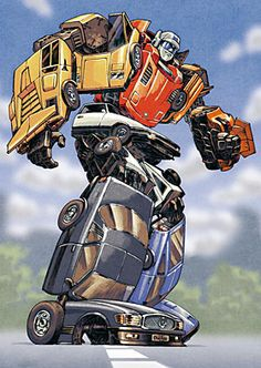 Gobots Puzzler -commission- by ~a-loft-on-cybertron on deviantART Transformers Autobots, Transformers Characters, Saturday Morning Cartoons, Photography Pics, Super Robot, Cartoon Tv, Illustration, Anime, Fan Art