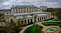 The Memorial Union at Iowa State by Alexander Egeland.