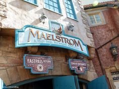 Maelstrom, Norway Pavilion at #Epcot