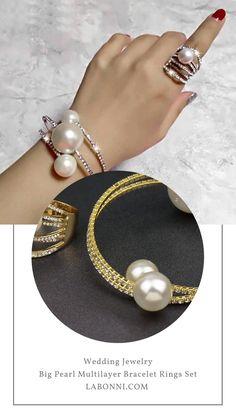 Pearl Ring, Pearl Bracelet, Pearl Jewelry, Bangle Bracelets, Jewelery, Bangles, Simple Earrings, Statement Earrings, Women's Earrings