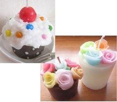 画像 Pudding, Candles, Desserts, Handmade, Crafts, Food, Business, Art, Tailgate Desserts