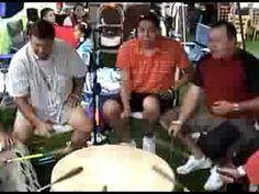 Whitefish Jr's.@ Seneca Allegany Veterans Pow Wow 2008